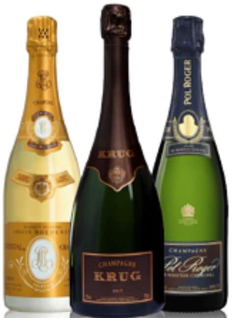 Champagne Stars Collection