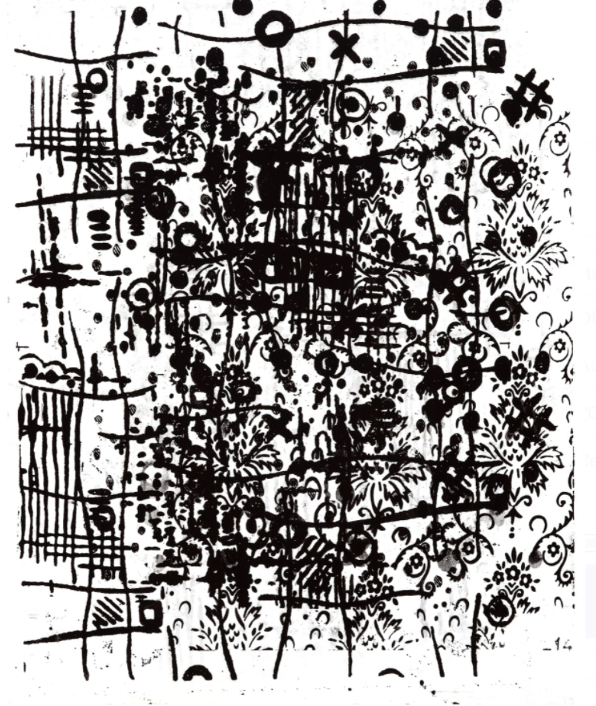 Untitled by Christopher Wool (1997)