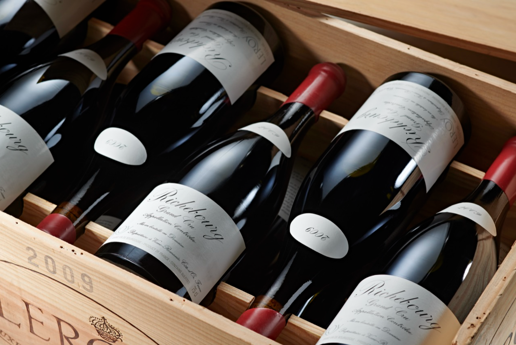 2009 Domaine Leroy Richebourg (12 Bottles)