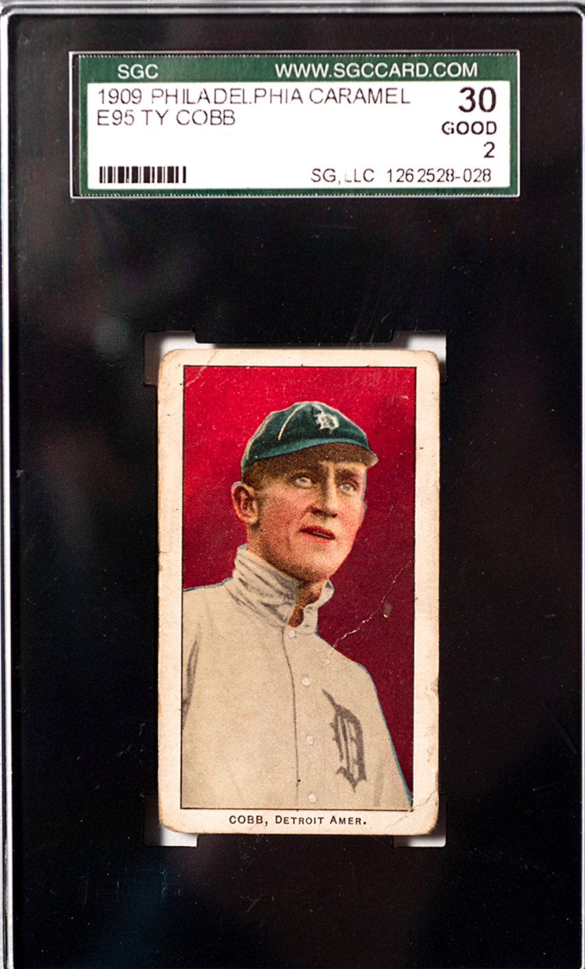 1909 Philadelphia Caramel E95 Set