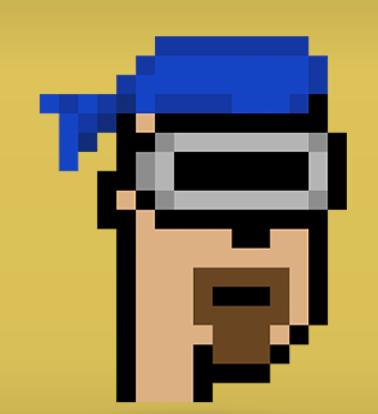 VR CryptoPunk #8103