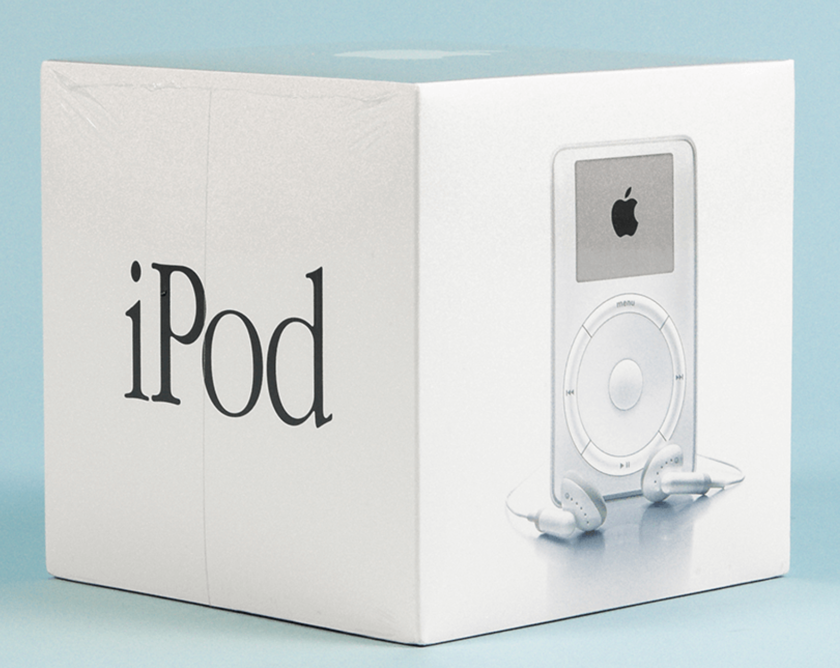 First Generation Apple iPod (Sealed)