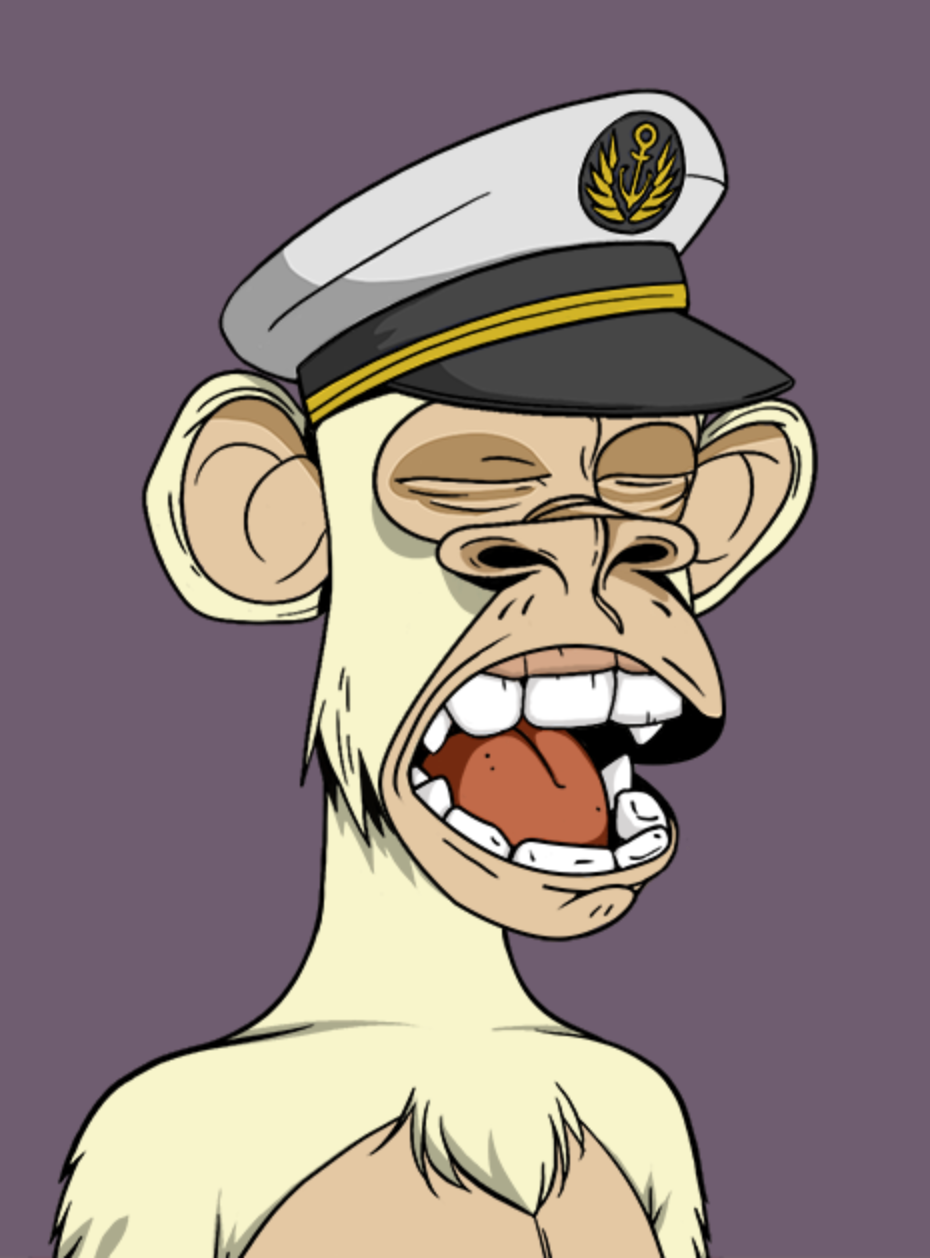 Bored Ape NFT #601