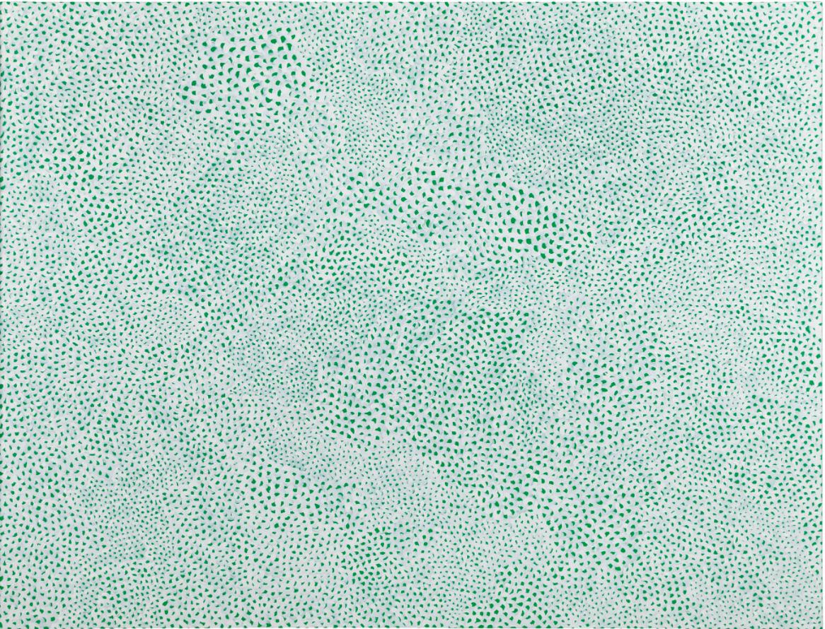 Pacific Ocean by Yayoi Kusama