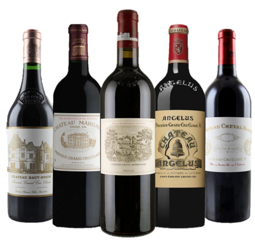 Bordeaux Futures Collection