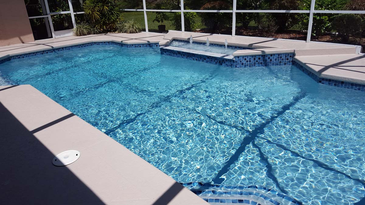 Pool services in Boca Raton, FL