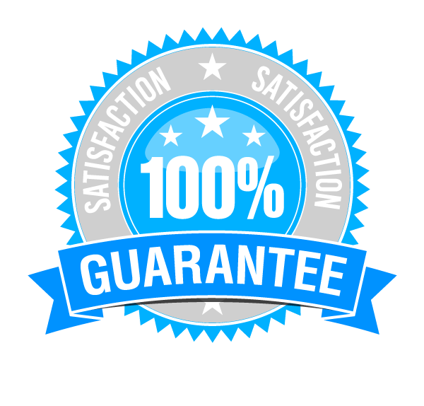 AJ Pools provides 100% satisfaction guarantee