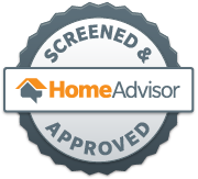 AJ Pools is screened and approved on HomeAdvisor