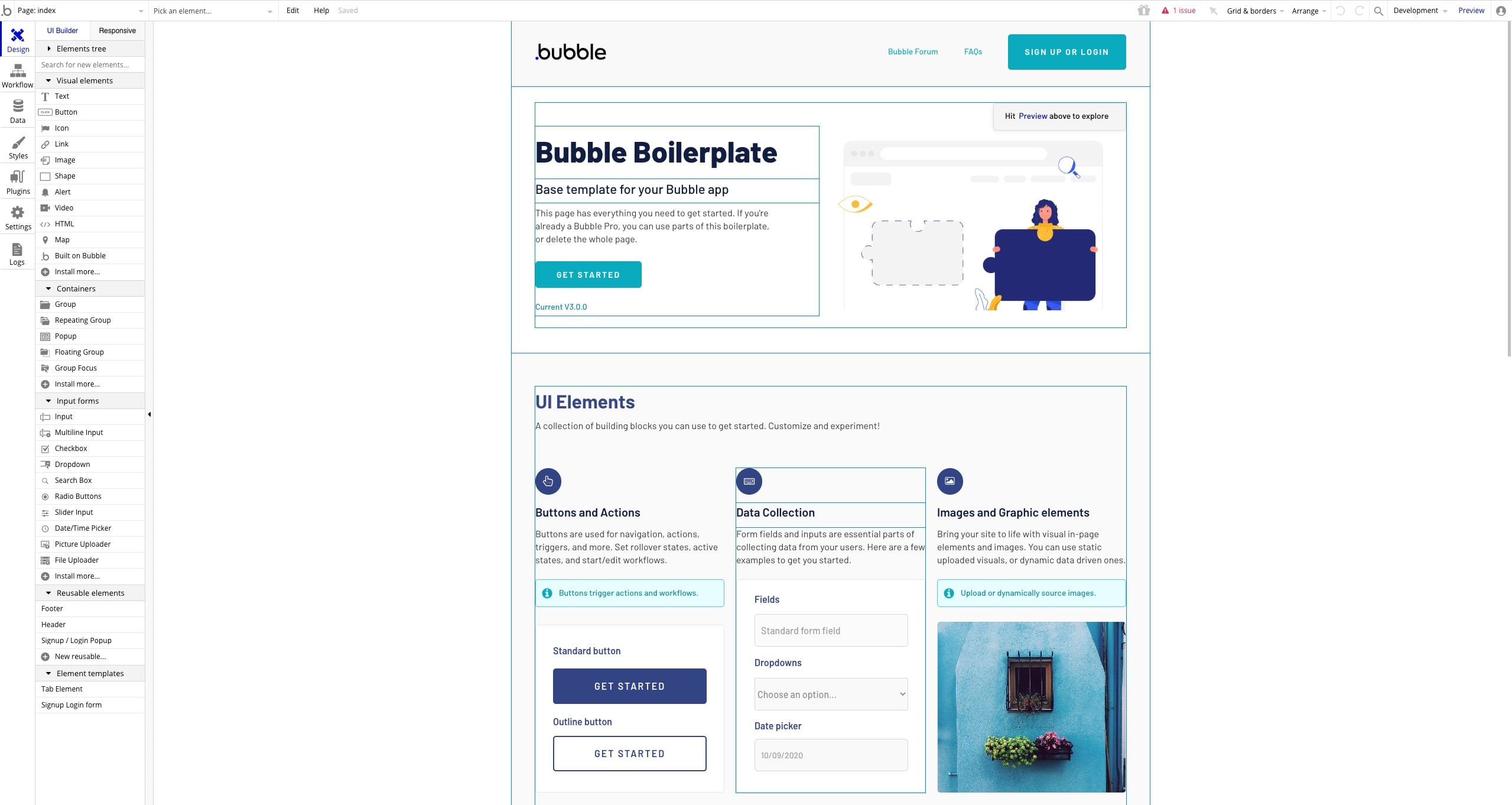 Bubble Screenshot