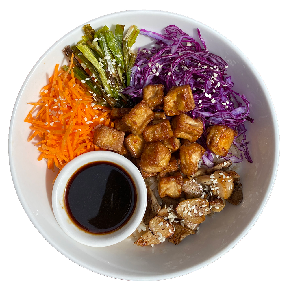 King Tofu Bowl