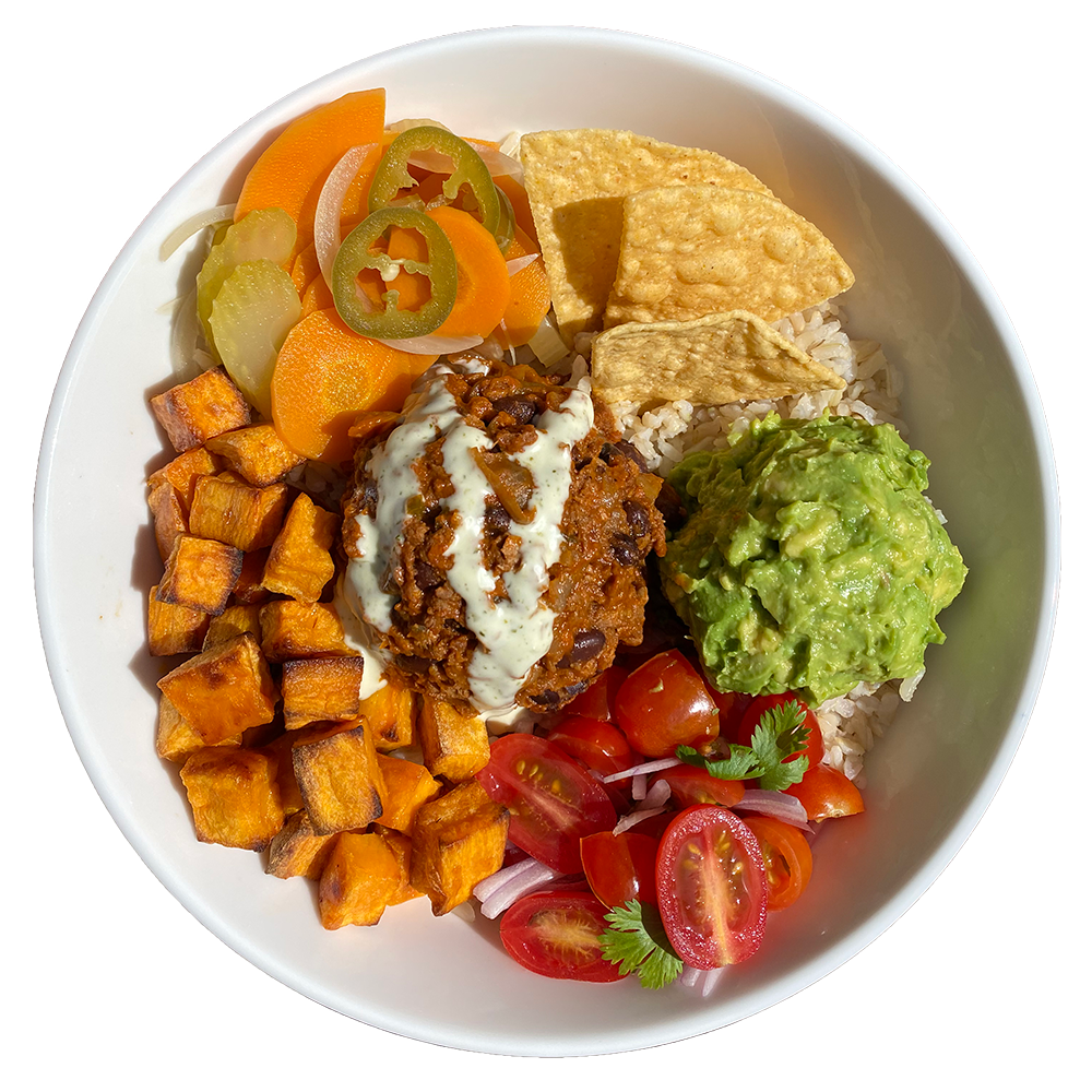 Burrito Bowl Supreme