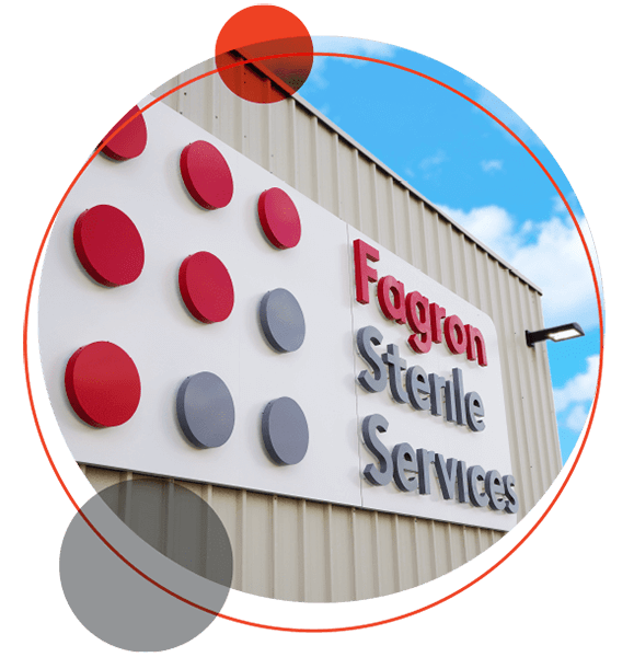 Fagron Sterile Services sign