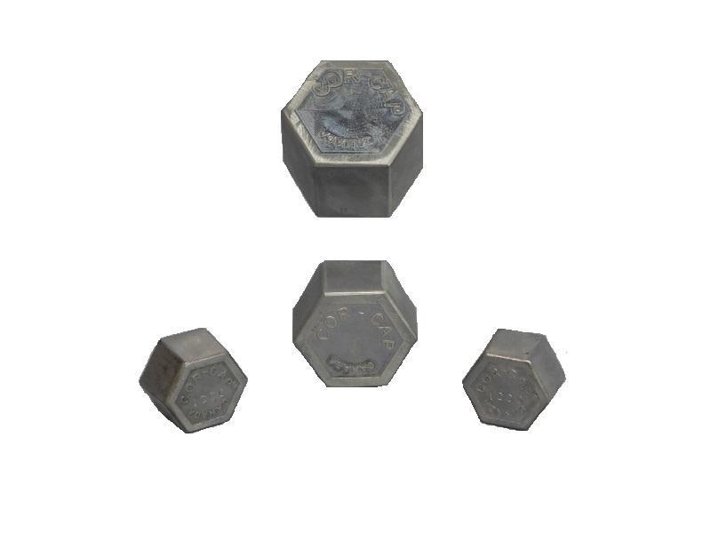 Zinc Anode Caps