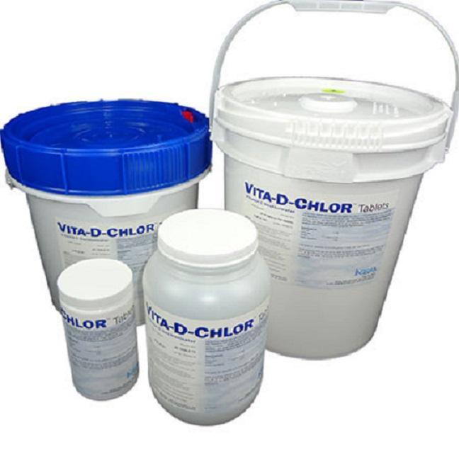 VITA-D-CHLOR® Tablets