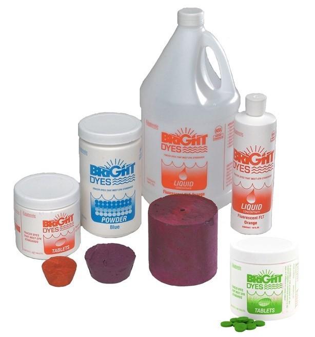 Water Tracing Dye