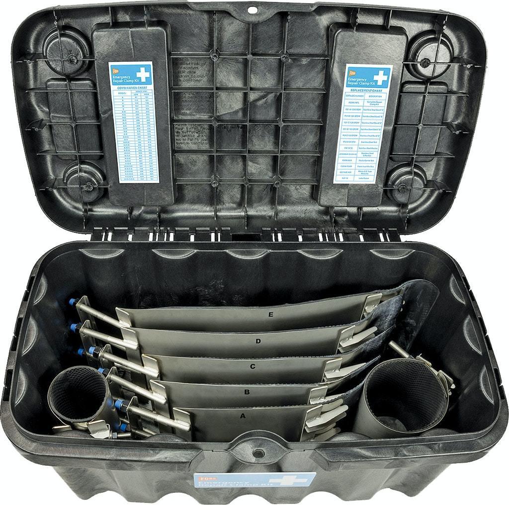 Ford Emergency Repair Clamp Kit