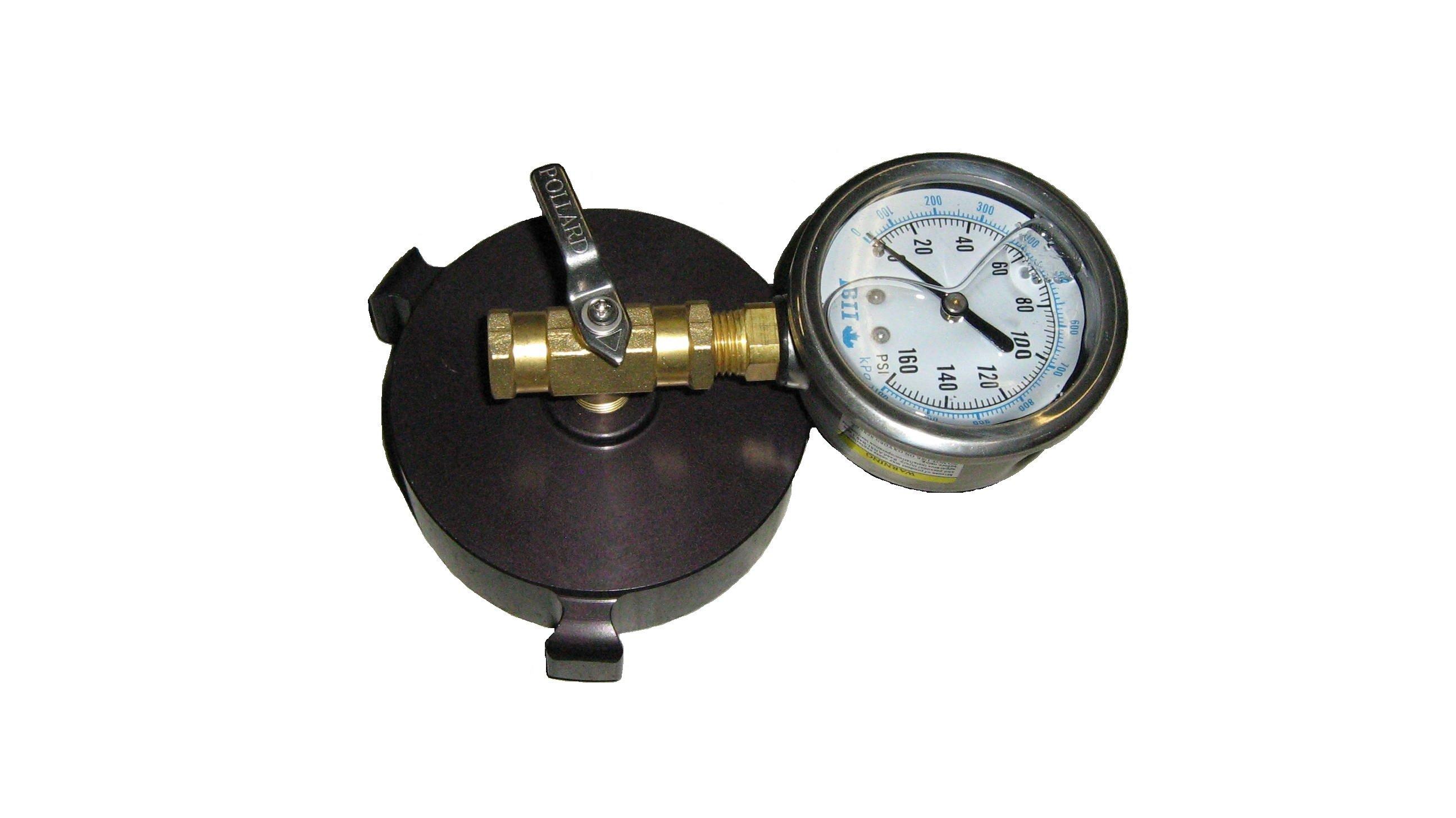 Hydrant Pressure Gauge