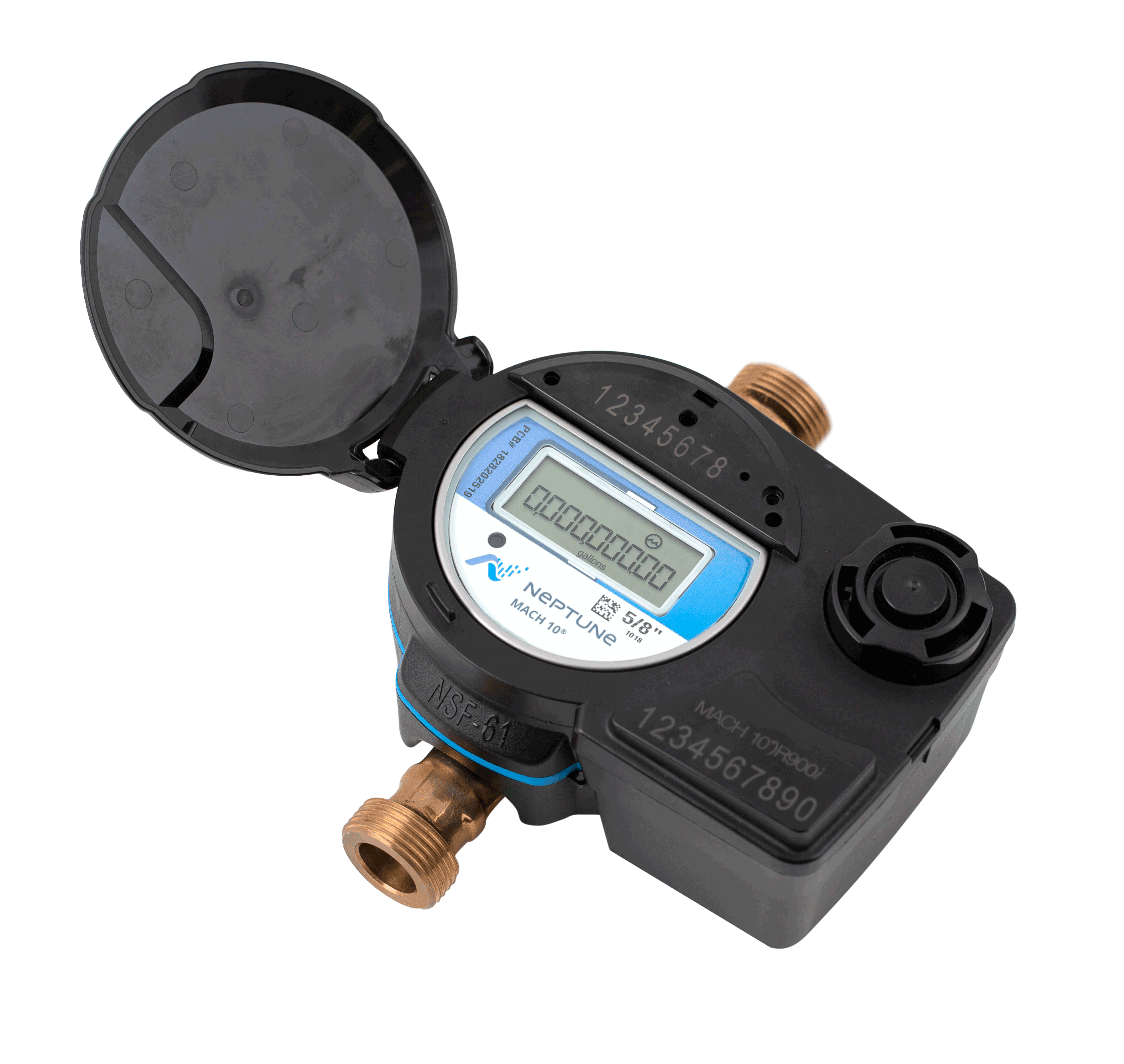 Mach-10 Ultrasonic Meter