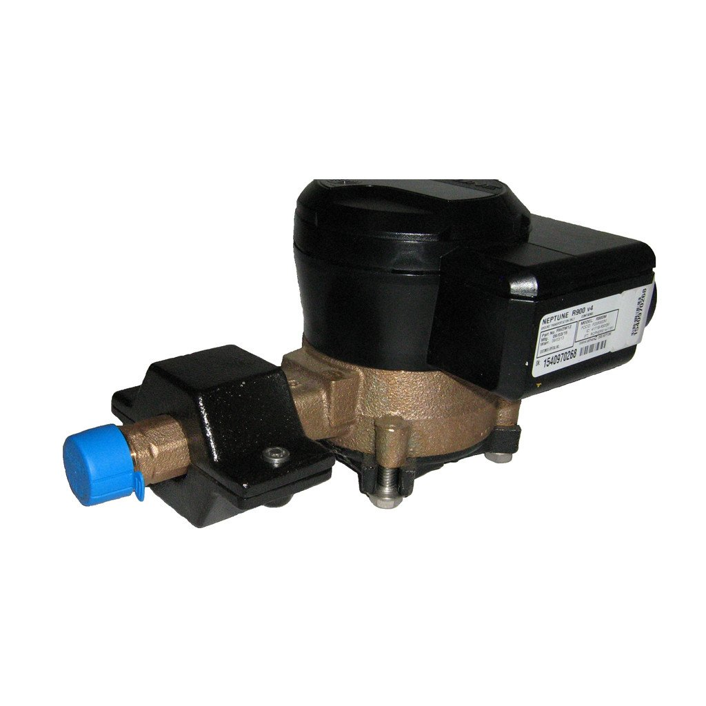 Water Meter Tailpiece Locks