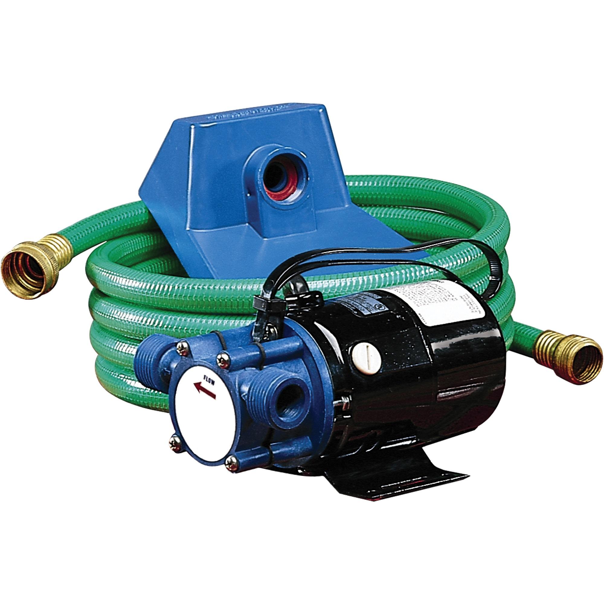 Electric Hydrant & Vault Pump