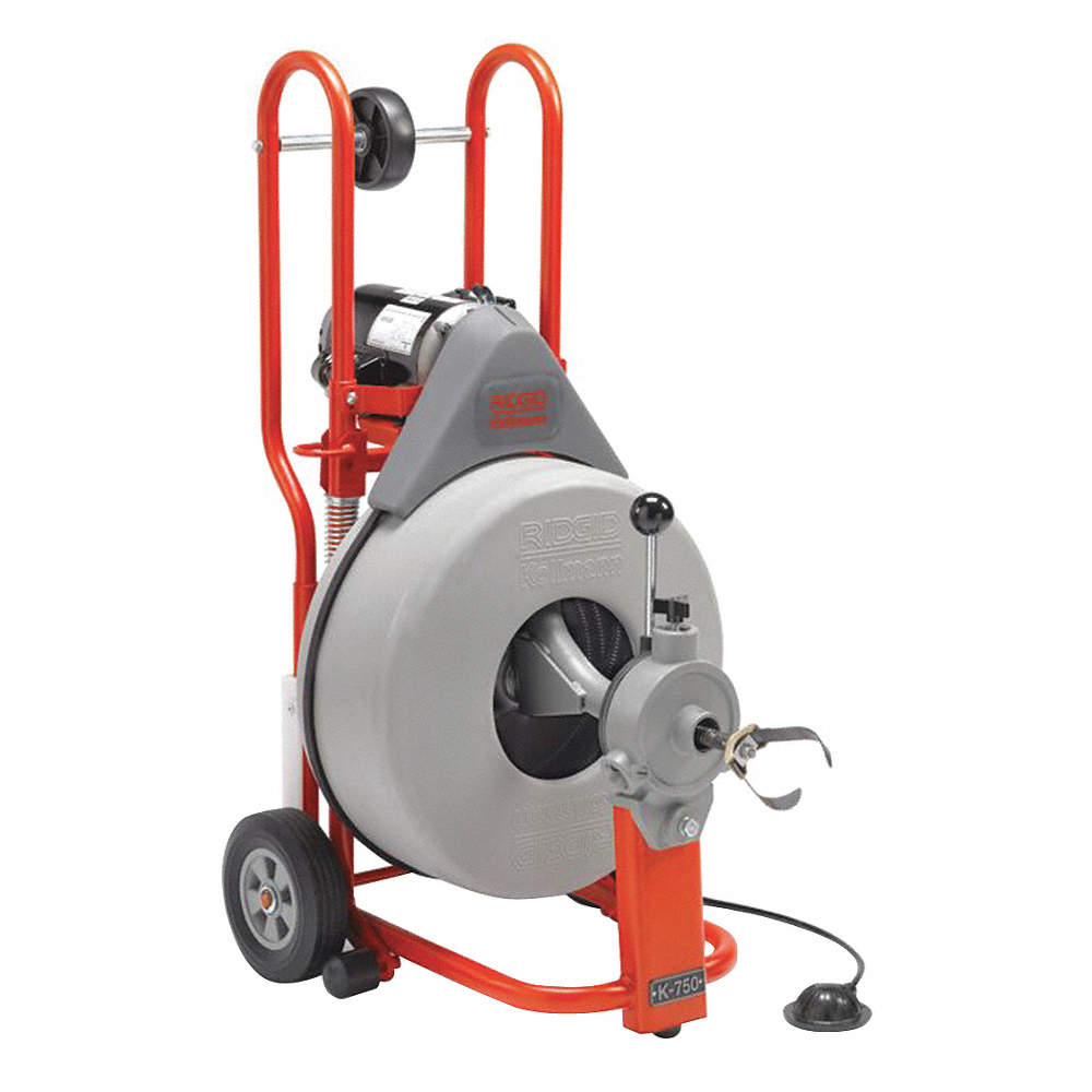 Sewer Lateral Cleaning Machine