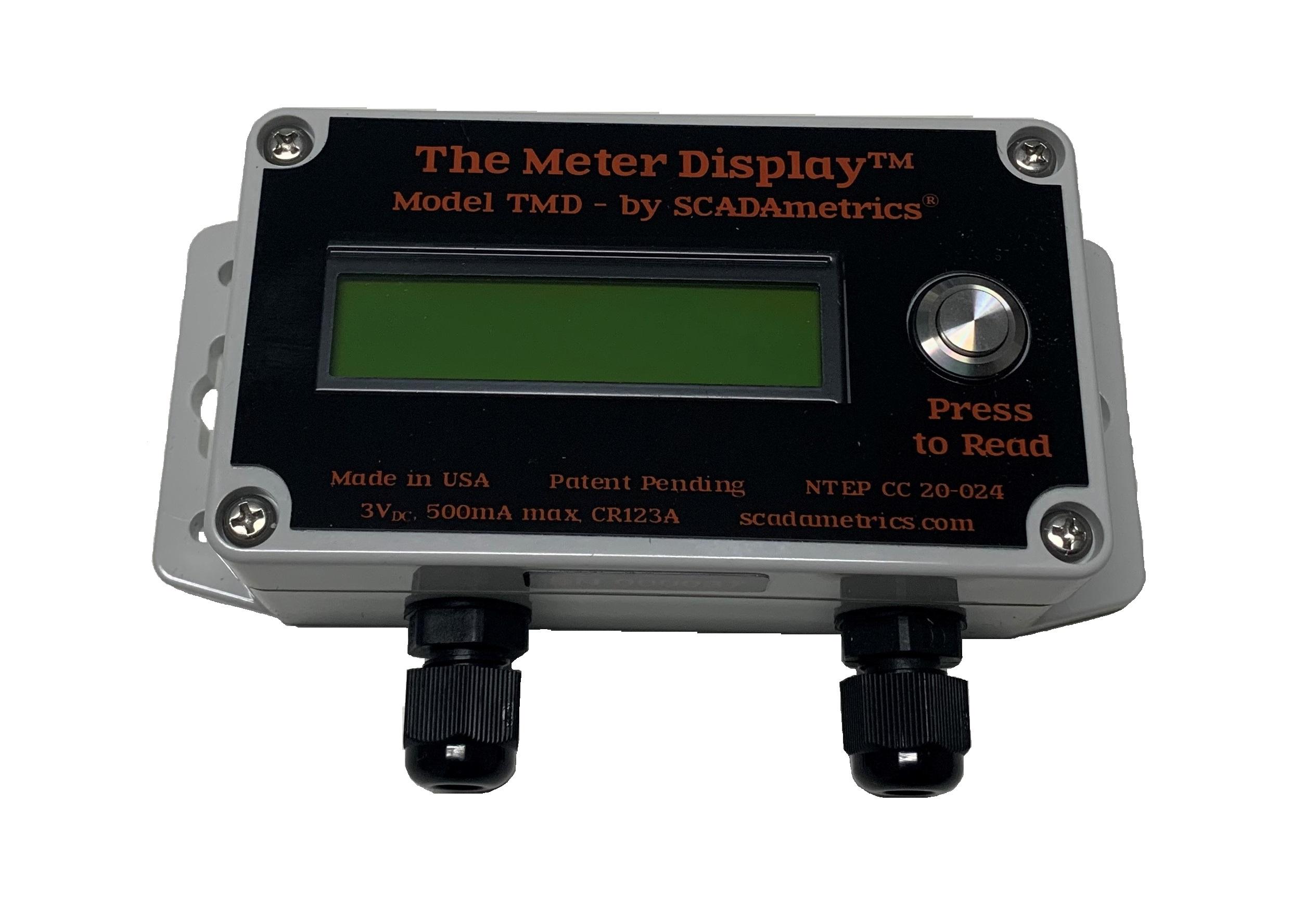 Water Meter Remote Display