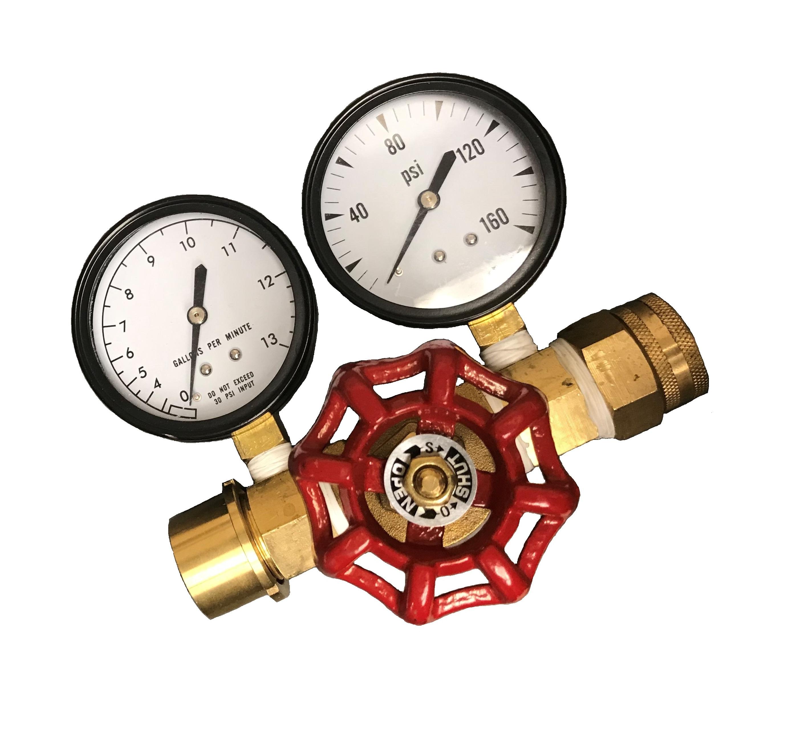 Residential Flow & Pressure Tester