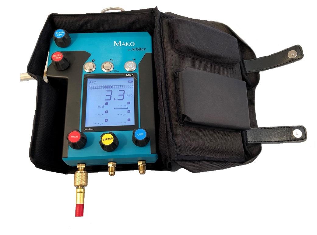 MAKO Digital Backflow Preventer Test Kit
