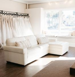 Love Bridal Boutique Room