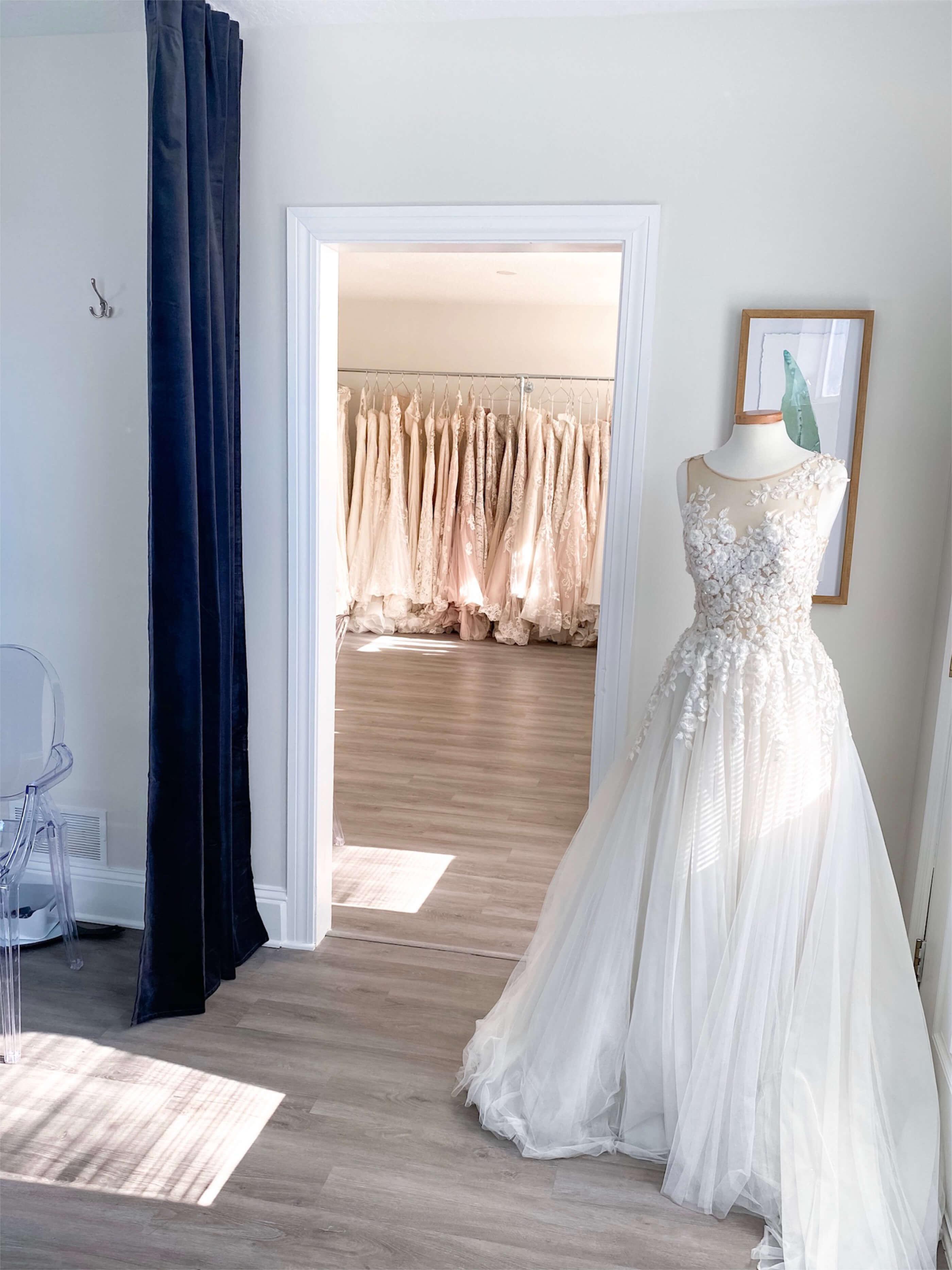 One Love Bridal Outlet Sample Dresses
