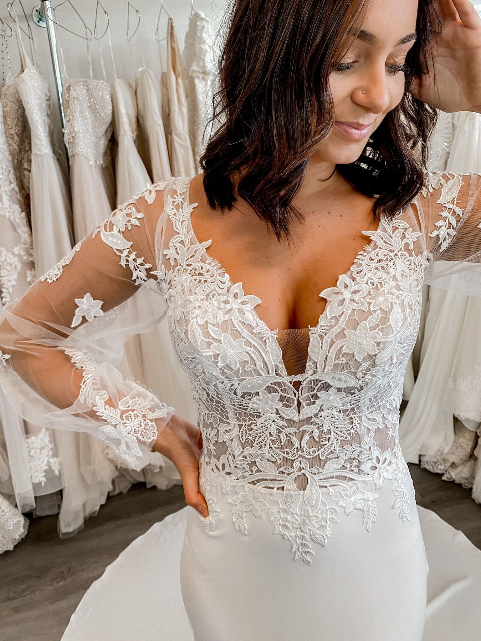 One Love Bridal Outlet Girls