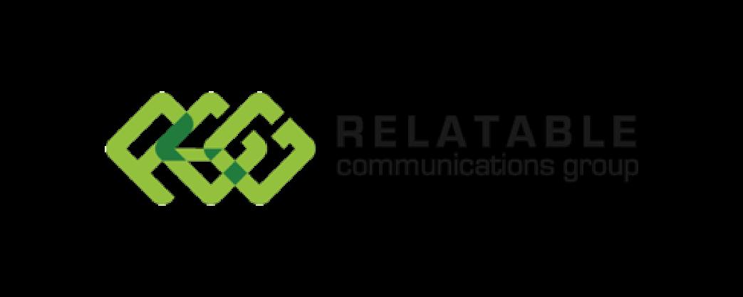 Relatable Communications Group (Logo)