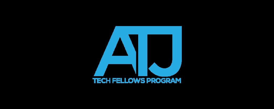 ATJ Tech Fellows Program (Logo)