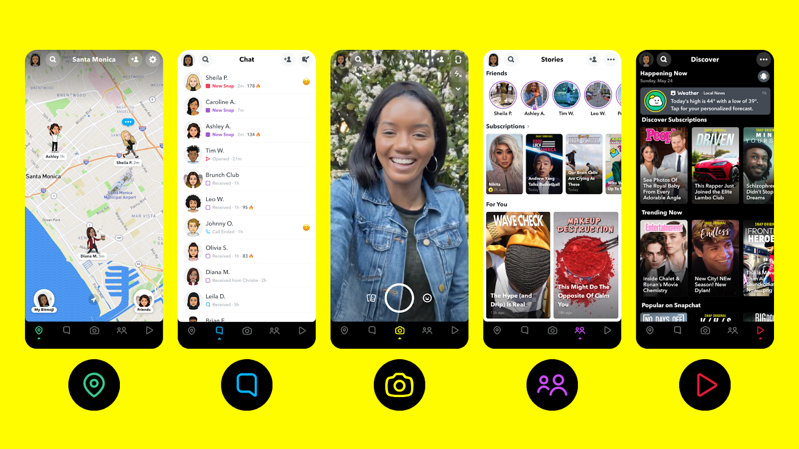 All In for Snapchat Ads in 2021 | Round Barn Labs