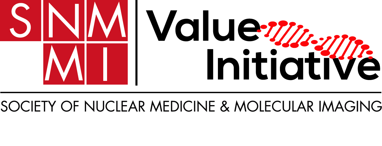 SNMMI Value Initiative Society of Nuclear Medicine & Molecular Imaging