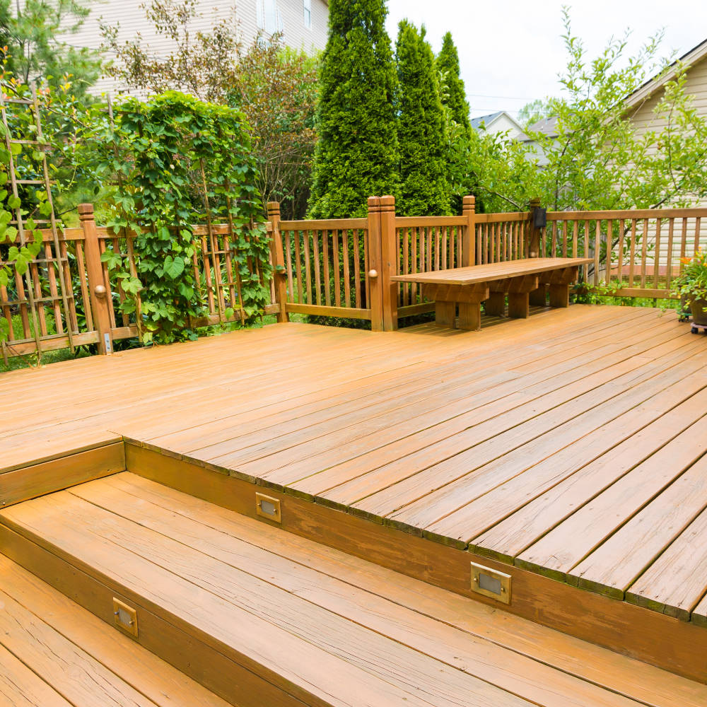 Deck and Patio picture