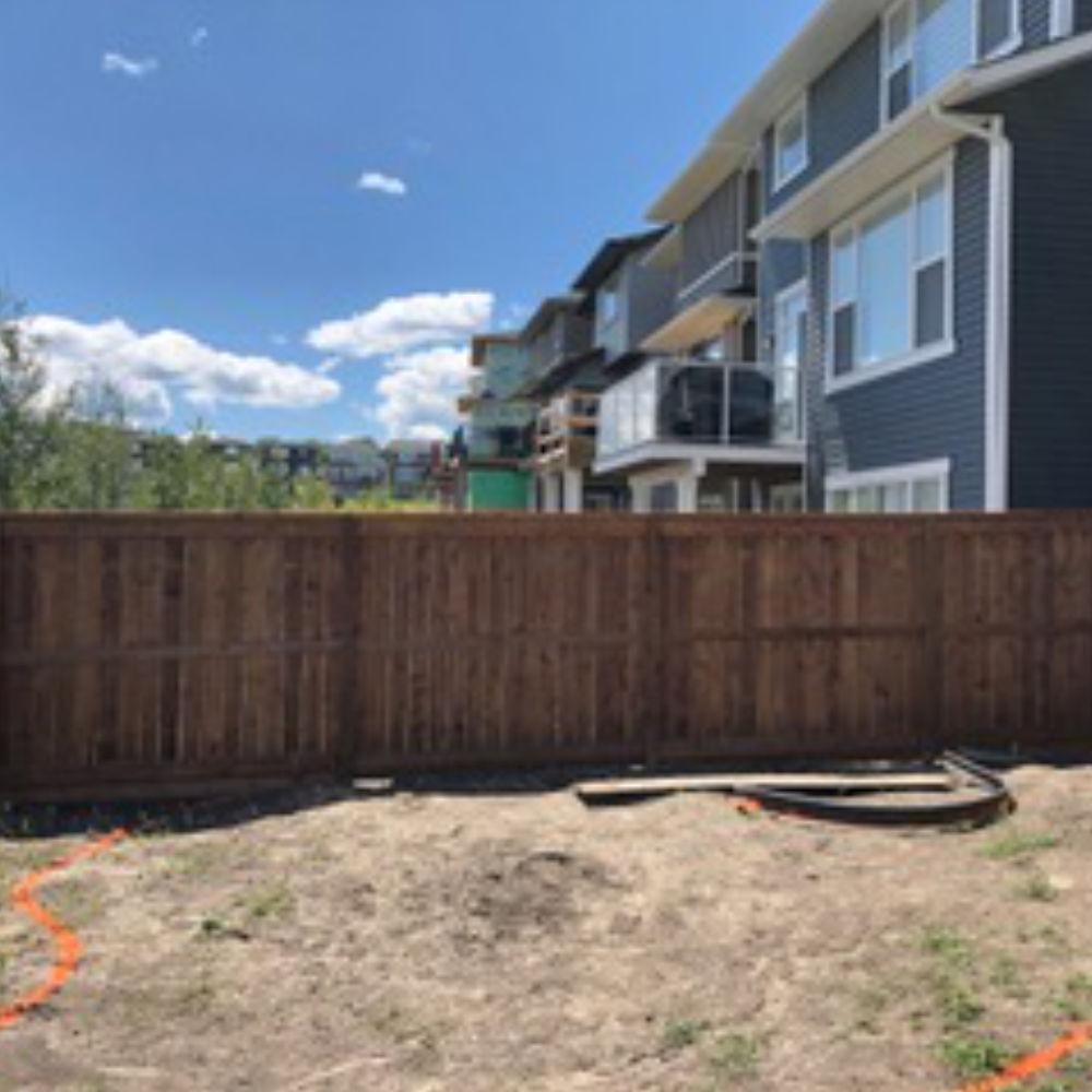 Cousin's Garrison Fence - Image 3