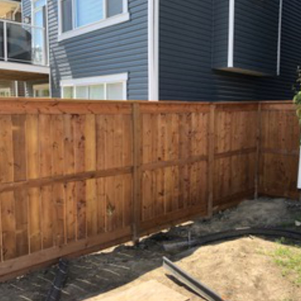 Cousin's Garrison Fence - Image 1