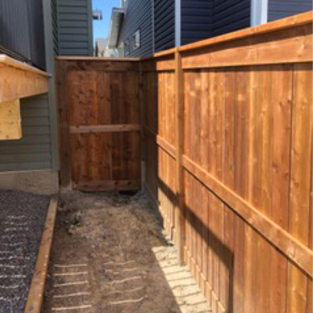 Cousin's Garrison Fence - Image 2