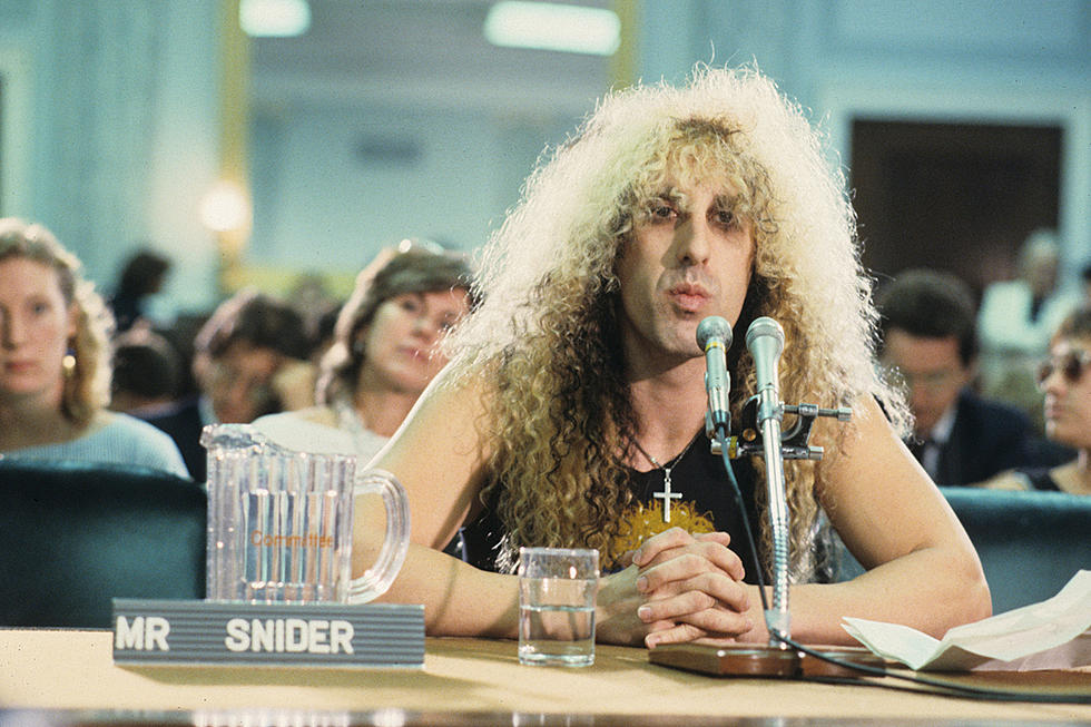 Dee Snider Looks Back at His Censorship Battle With the PMRC