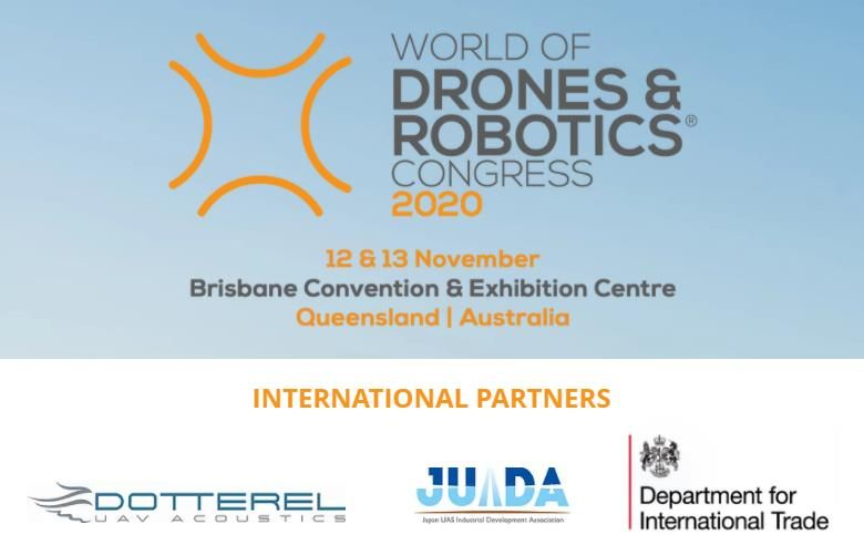 World of Drones and Robotics Congress