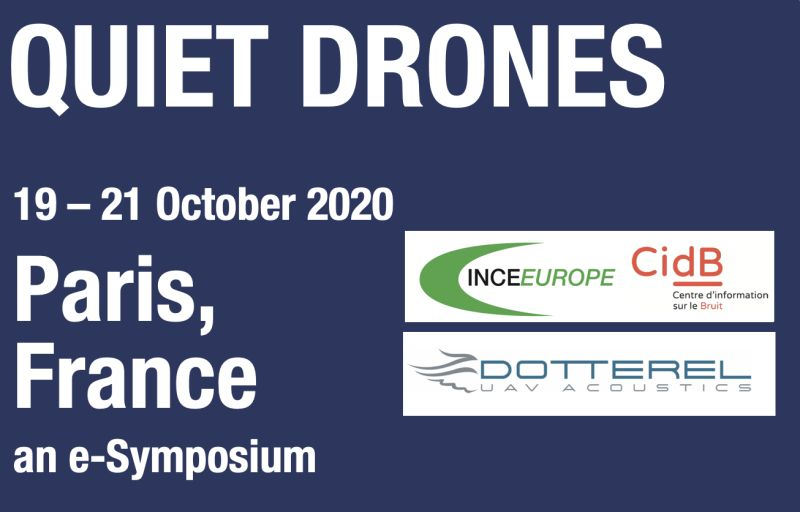 Quiet Drones Symposium