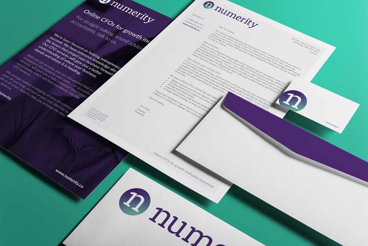 Branding for accountants - Prosper