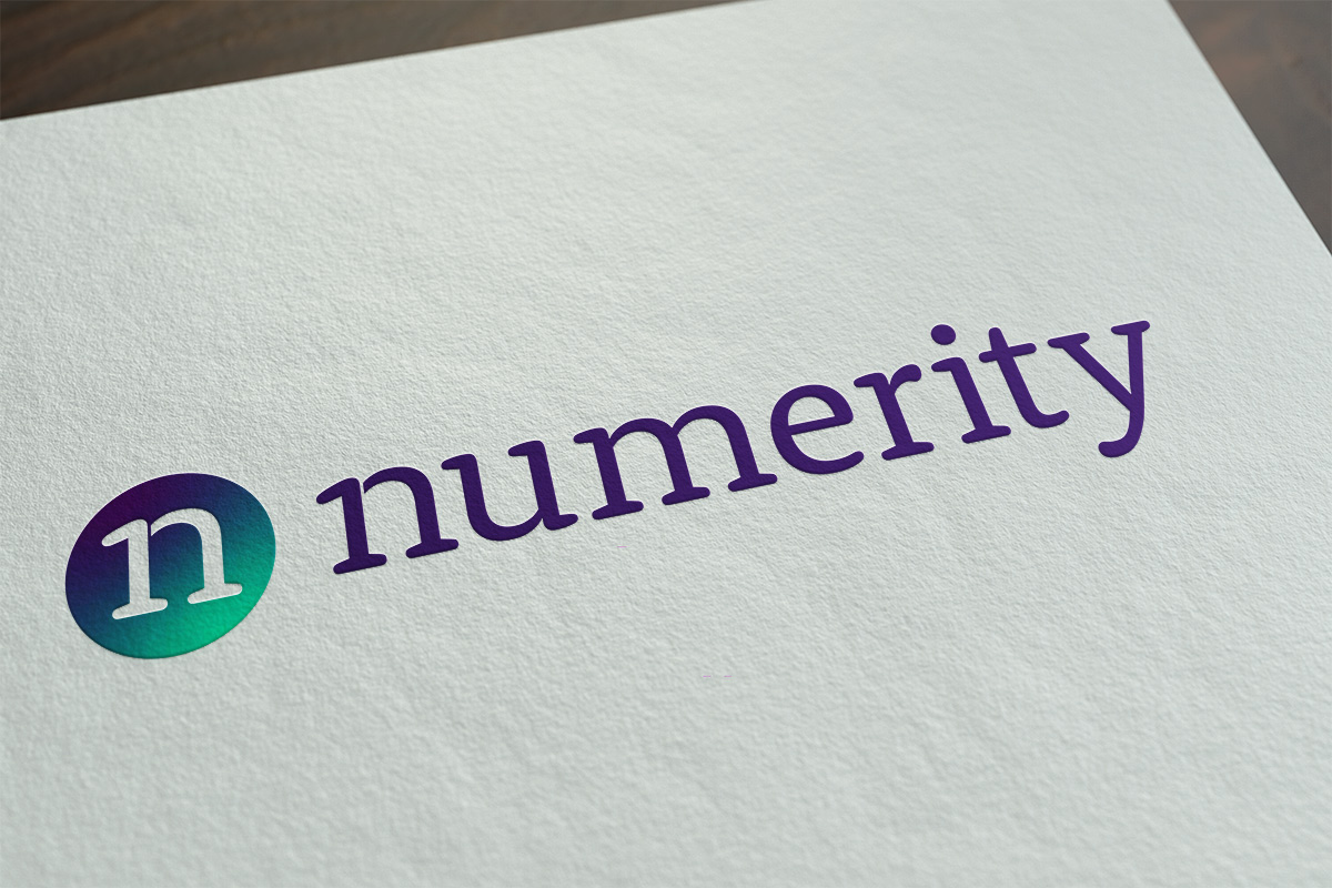 Branding for Canadian accountants Numerity by Prosper