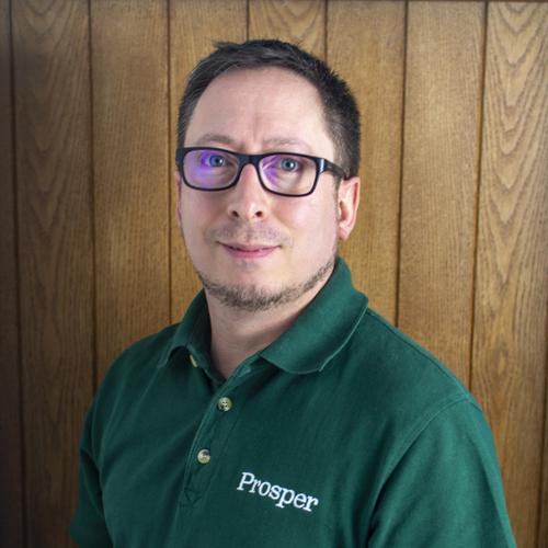 Ben Stanbury Director of Prosper