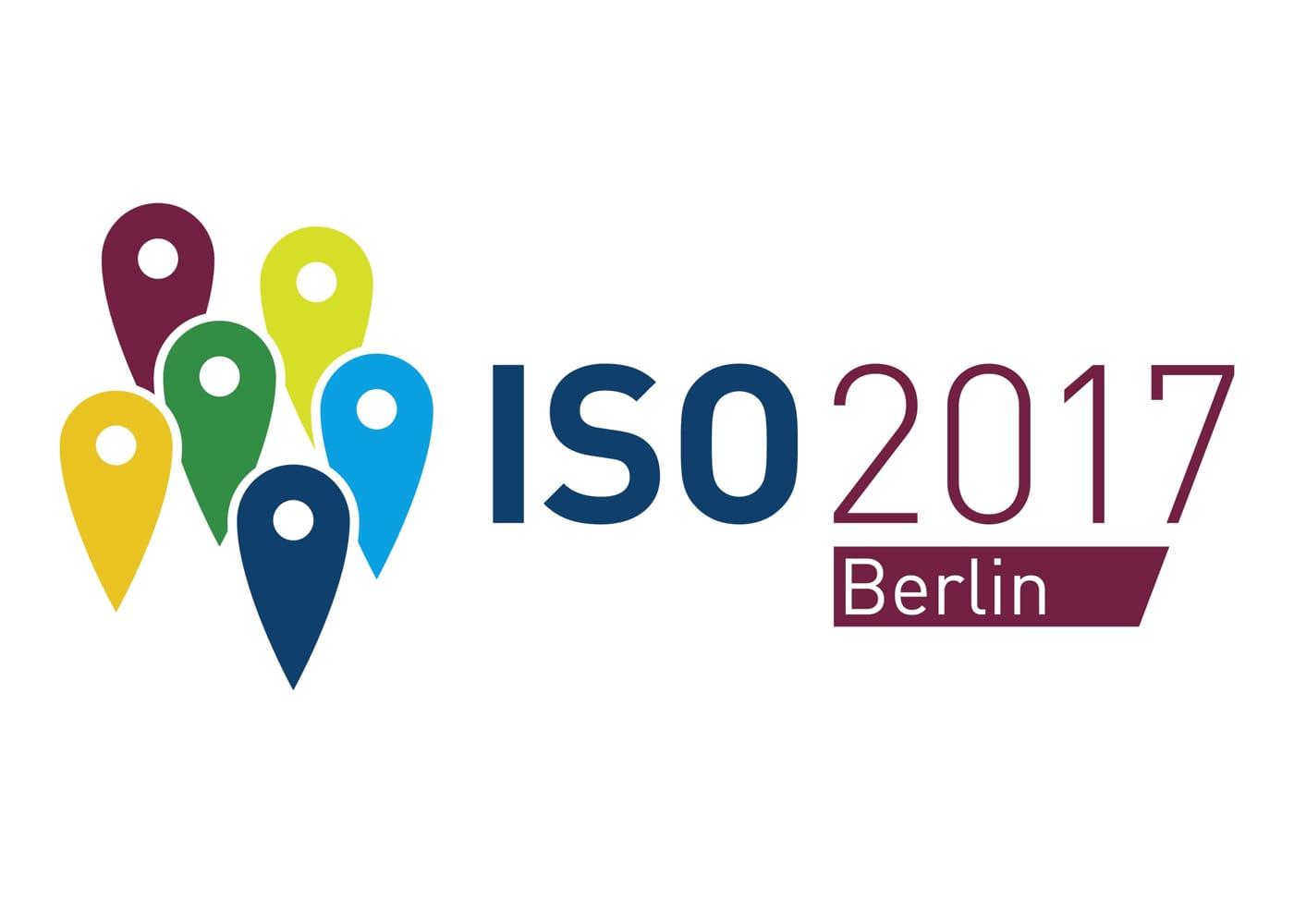 Logoentwicklung DIN ISO week 2017