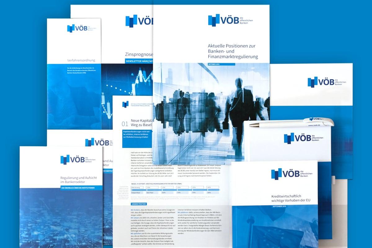 Foto von Produkten des VÖB