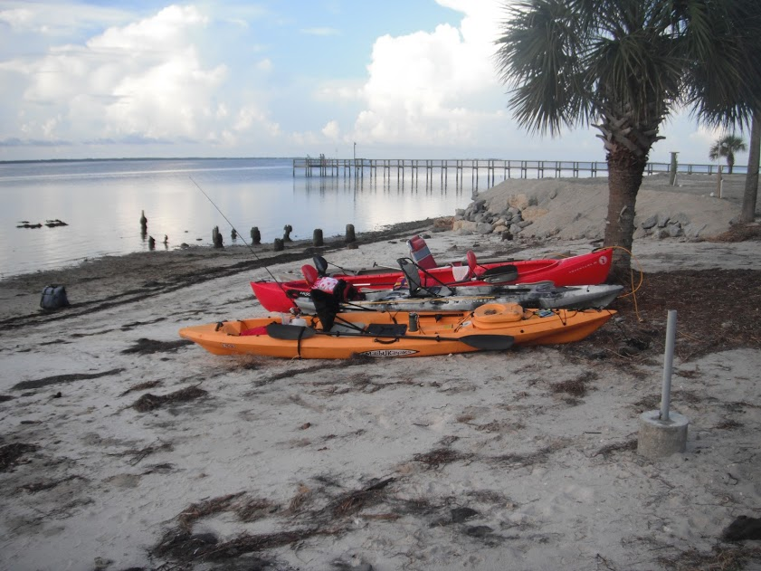 The Lower Ochlockonee River to Dog Island River Kayaking Trip: Part III
