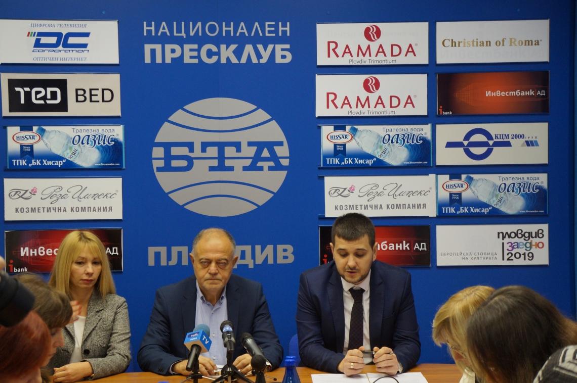 ДСБ пита в София #КОЙ е подписал документите за транспортния проект и предлага решение на проблема