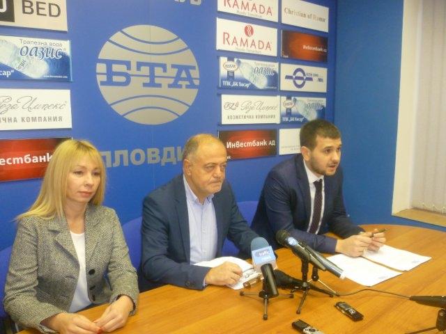 ДСБ сигнализира МРРБ за траснпортния проект на Пловдив